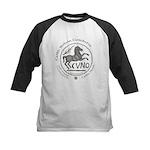 Celtic Horse Coin Kids Baseball Jersey