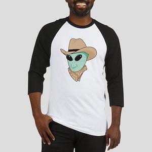 Cowboy Alien Baseball Jersey