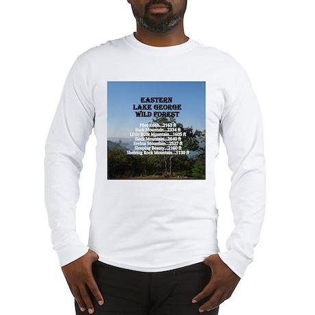 Eastern LG summits Long Sleeve T-Shirt