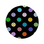 Rainbow Smiley Pattern 3.5