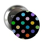 Rainbow Smiley Pattern 2.25