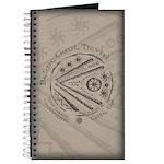 Celtic Eye Coin Journal