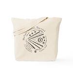 Celtic Eye Coin Tote Bag