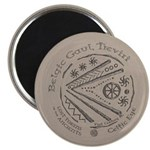Celtic Eye Coin 2.25