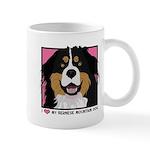 I Love My Bernese Mug