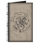 Celtic Wreath Rider Coin Journal
