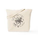 Celtic Wreath Rider Coin Tote Bag