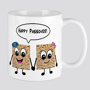 Happy Passover Matzot Mug