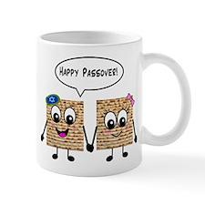 Happy Passover Matzot Mug