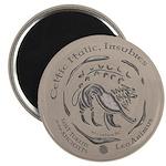 Celtic Lion Coin 2.25