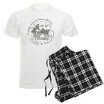 Celtic Victory Chariot Coin Men's Light Pajamas