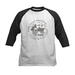 Celtic Victory Chariot Coin Kids Baseball Jersey