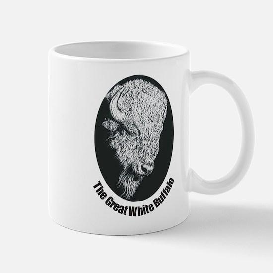 Great White Buffalo Mug