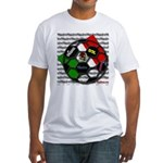 Futbol Mexicano Fitted T-Shirt