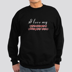 I love my Canadian Eskimo Dog Sweatshirt (dark)