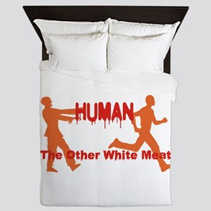 Other White Meat Queen Duvet