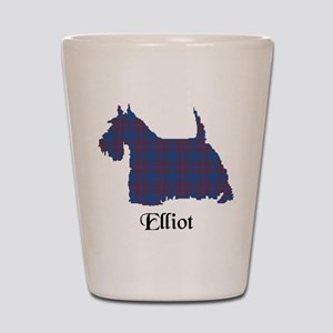 Terrier - Elliot Shot Glass