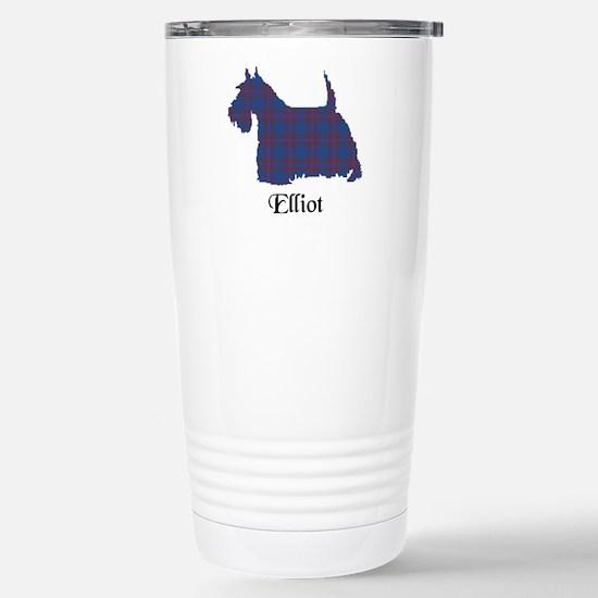 Terrier - Elliot Stainless Steel Travel Mug