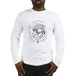 Celtic Epona Coin Long Sleeve T-Shirt
