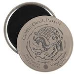 Celtic Epona Coin 2.25