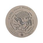 Celtic Epona Coin 3.5