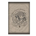 Celtic Epona Coin Postcards (Package of 8)