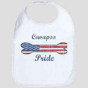 Cavapoo Pride Bib