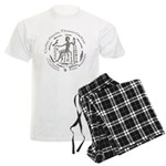 Celtic King Coin Men's Light Pajamas