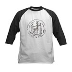 Celtic King Coin Kids Baseball Jersey