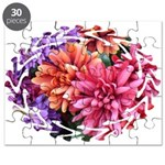 Flower Garden Puzzle