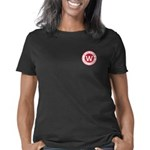 Pocket Logo_DarkShirt Women's Classic T-Shirt