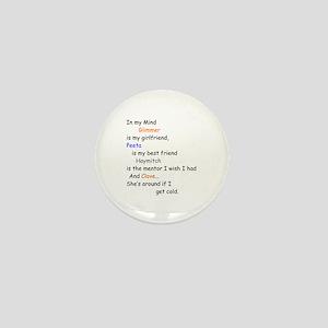 Glimmer GF/Peeta BF/Clove Cd 1 Mini Button