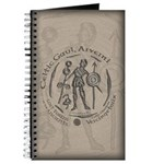Celtic Chieftain Coin Journal