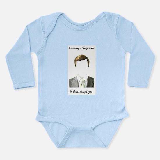 Unique Vincenzo Long Sleeve Infant Bodysuit