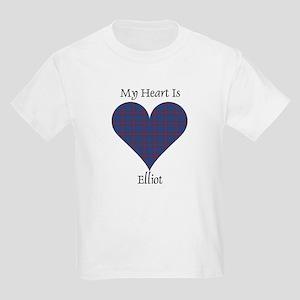 Heart - Elliot Kids Light T-Shirt