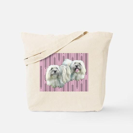 Double Trouble Coton de Tulea Tote Bag