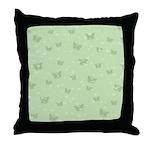 Celtic Butterflies Throw Pillow