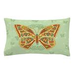 Celtic Butterfly Pillow Case