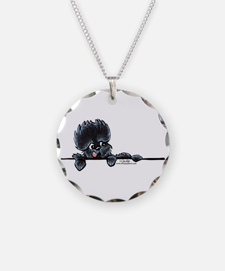 Affen Over the Line Necklace