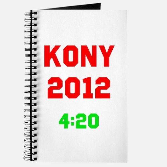 Kony 2012 4:20 Journal