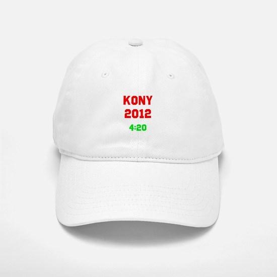 Kony 2012 4:20 Baseball Baseball Cap