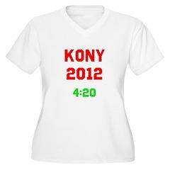 Kony 2012 4:20 T-Shirt