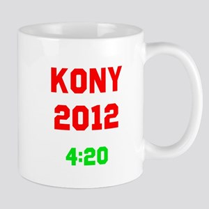 Kony 2012 4:20 Mug