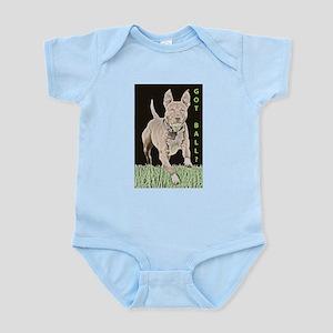 Pit Bull 8 Infant Bodysuit