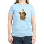 French Bulldog Women's Light T-Shirt