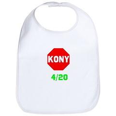 Stop Kony 420 Bib