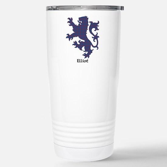 Lion - Elliot Stainless Steel Travel Mug