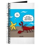 Star and Lobster Bragging Journal