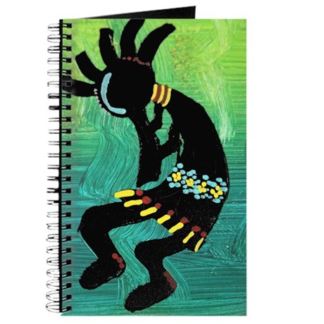 Dancing Kokopelli Journal