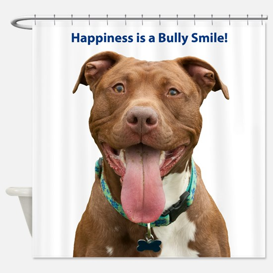 Pit Bull 14 Shower Curtain